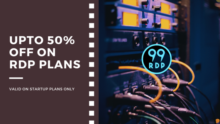 Upto 50% Off On RDP, Dedicated Server - LazyPromo